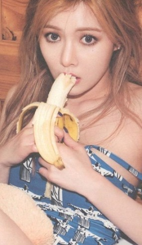 ฮยอนอา 4MINUTE สุดเซ็กซี่ ขยี้ใจ 44 ภาพ