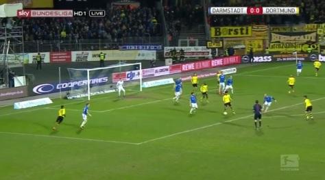 ไฮไลท์ฟุตบอล บุนเดสลีกา ดาร์มสตัดท์ 0-2 ดอร์ทมุนด์