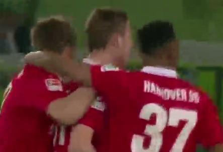 ไฮไลท์ฟุตบอล บุนเดสลีกา ฮันโนเวอร์ 96 2-0 มึนเช่นกลัดบัค