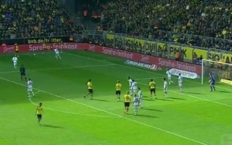 ไฮไลท์ฟุตบอล บุนเดสลีกา ดอร์ทมุนด์ 3-0 ฮัมบูร์ก