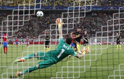 ไฮไลท์ฟุตบอล ยูฟ่า แชมป์เปี้ยนส์ ลีก สเตอัว บูคาเรสต์ 0-5 แมนฯซิตี้